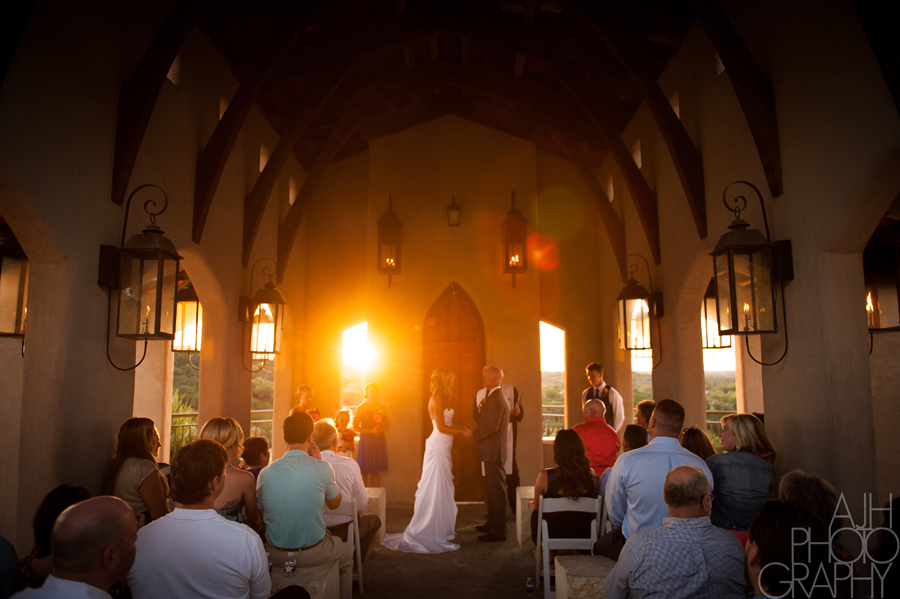 Chapel dulcinea wedding melissa jason ajh photography for Best places to get married in austin