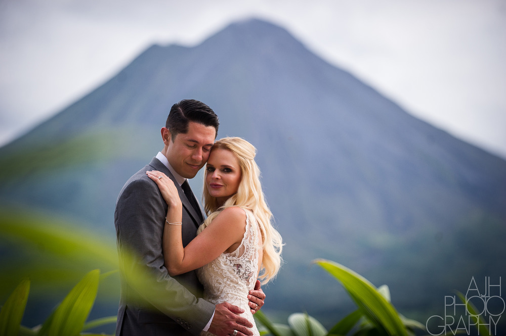 Costa Rica Wedding Photography - AJH Photography