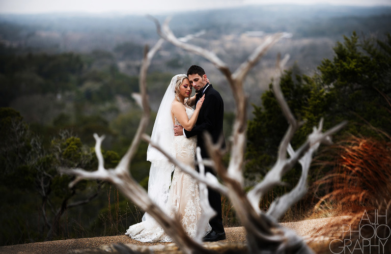 Creekside Wedding - AJH Photography