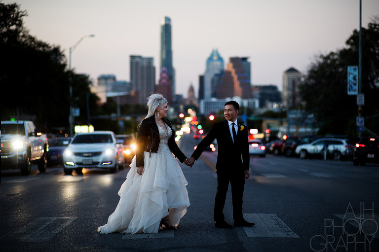 South Congress Hotel Wedding - AJH Photography