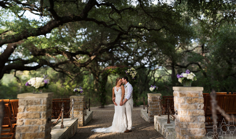 Sacred Oaks Wedding - AJH Photography