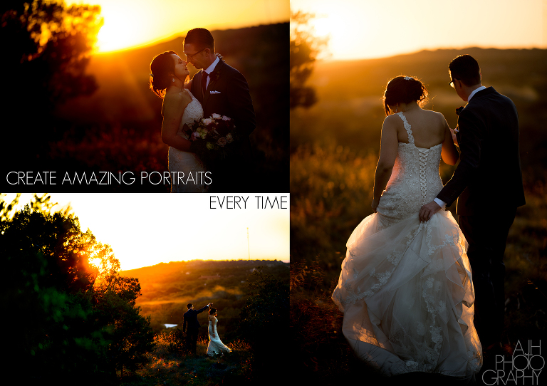 create amazing portraits - AJH Photography